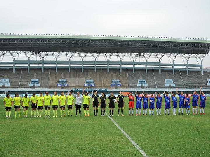 2019年青超联赛女子足球U-15组第二阶段比赛(无锡赛区)简讯